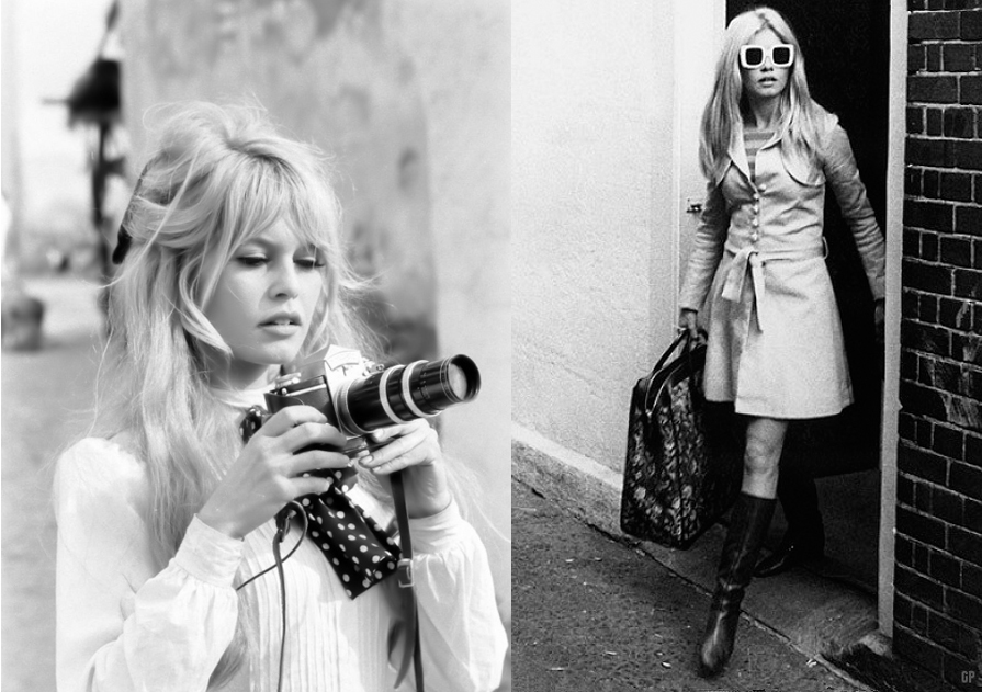 Brigitte Bardot Fashion Brigitte Bardot  Fashion icon