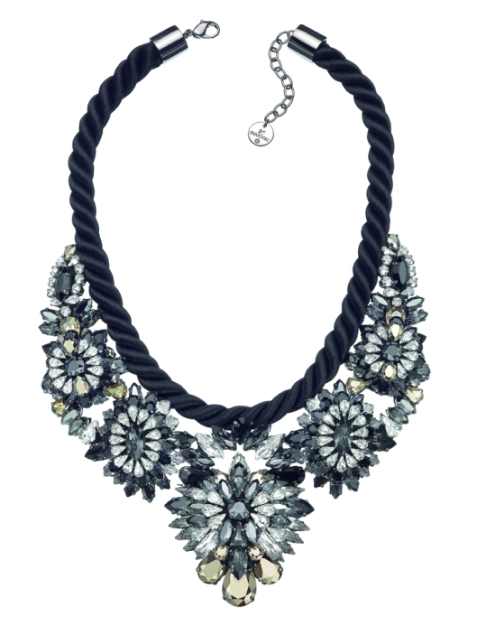 Swarovski by Shourouk Necklace