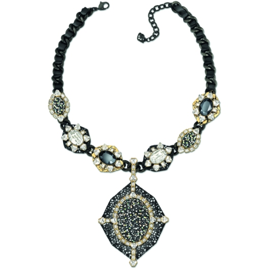 Vermeil Necklace with