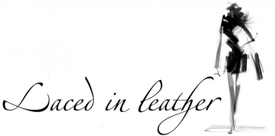 lacedinleather