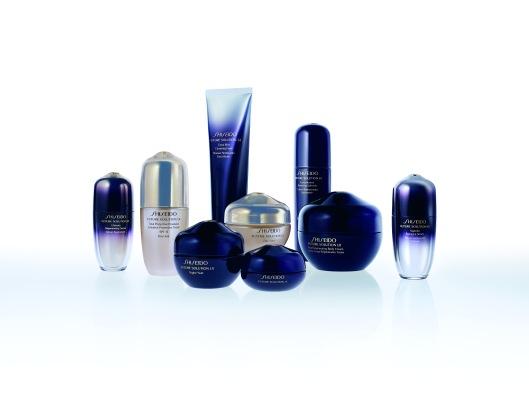 Shiseido Future Solutions LX - complete range